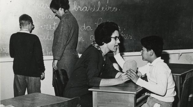 Exposição Virtual: Pró-Memória de SCS homenageia Professores